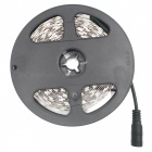 SZFC 5m 300-LED White Non-Waterproof LED Strip with EU Power Adapter