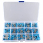 Hengjiaan 15 Types 300Pcs High Voltage Ceramic Capacitors Assortment