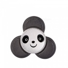 Dayspirit Panda Pattern Fidget Relieve Spinner EDC Toy - Black