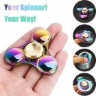 Mr.northjoe Triangle Finger Spinner Toy EDC Spinner à la main pour l'autisme