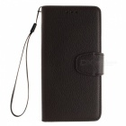 Lychee Grain Style Leather Case for Samsung Galaxy A5 (2016), A510