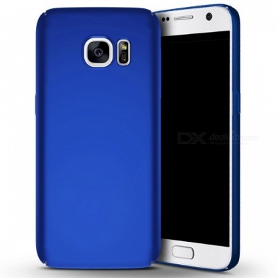 Naxtop PC Hard Protective Back Case for Samsung Galaxy S7 - Blue