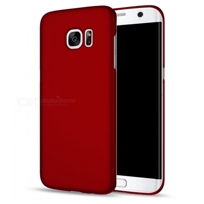 Naxtop PC Hard Protective Back Case for Samsung Galaxy S7 Edge - RedPlastic Cases<br>Form  ColorRed for S7 EdgeModelN/AMaterialPCQuantity1 DX.PCM.Model.AttributeModel.UnitShade Of ColorRedFeaturesDust-proof,Shock-proof,Abrasion resistance,Easy-to-removeCompatible ModelsSamsung Galaxy S7 EdgePacking List1 x Case<br>