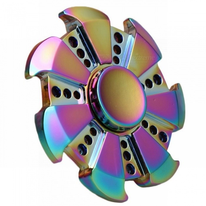Mr.northjoe Wheel Spinner Fidget Toy EDC Hand Spinner for AutismFinger Toys<br>Form  ColorOthersMaterialZinc alloyQuantity1 pieceSuitable Age 5-7 years,8-11 years,12-15 years,Grown upsPacking List1 x Spinner<br>