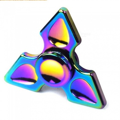 Mr.northjoe Spinner Fidget Toy EDC Hand Spinner for Autism -Multicolor
