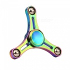 Dayspirit Rainbow Spinner Fidget Toy EDC Hand Spinner for Autism