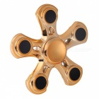Dayspirit Pentagon Shaped Fidget Stress Relief Hand Spinner - Golden