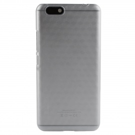 OCUBE Protective Hard PC Back Case for UMI C NOTE - Transparent