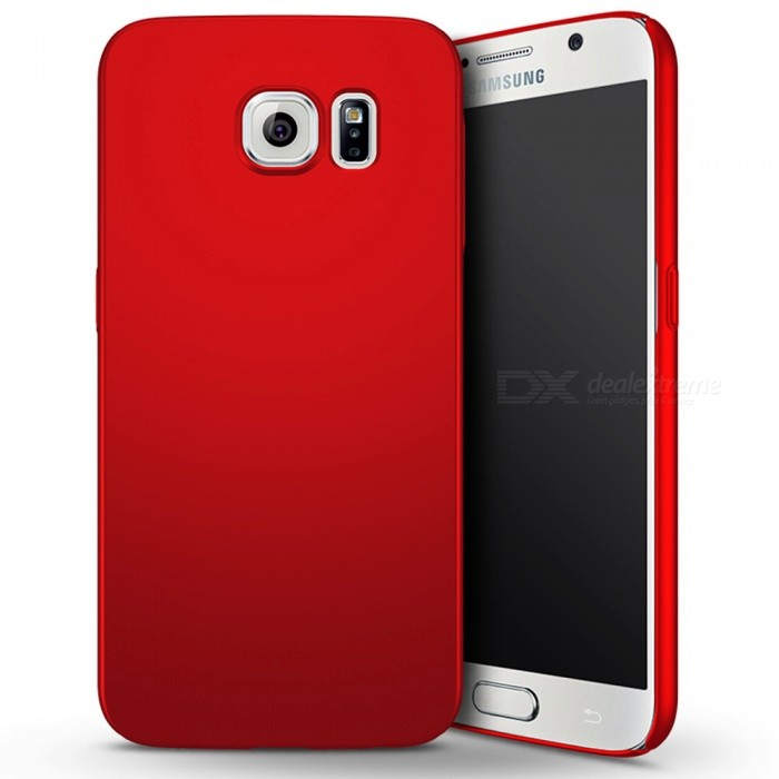 Naxtop PC Hard Protective Back Case for Samsung Galaxy S6 - Red