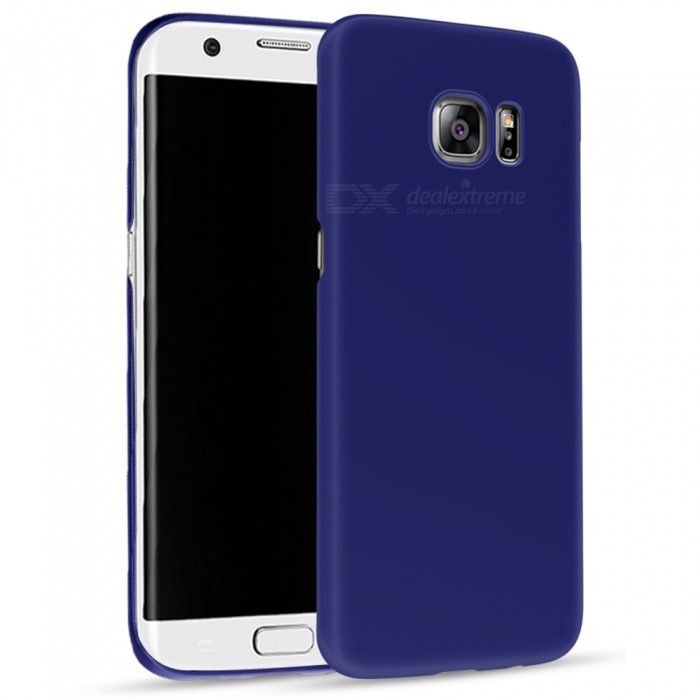 Naxtop PC Hard Protective Back Case for Samsung Galaxy S6 Edge+ - Blue