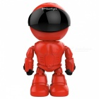 SunEyes SP-HM02WP 960P 1.3MP HD Robot Wireless Wi-Fi IP Camera - Red