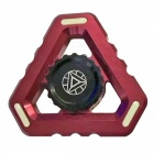 Dayspirit Gear Wheel Style Fidget Releasing Hand Spinner Toy - Red