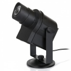 DIY IP65 Waterproof 30W LED Projection Lamp - Black (AC 100-240V)