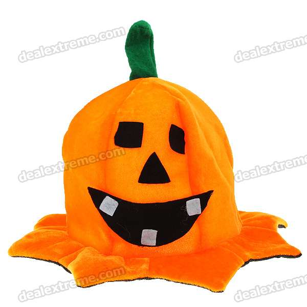 Funny Pumpkin Hat for Adult