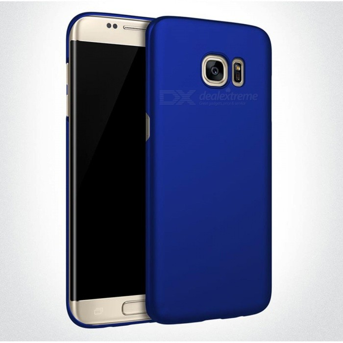 Naxtop PC Hard Protective Back Case for Samsung Galaxy S6 edge - Blue