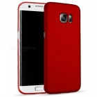 Naxtop PC Hard Protective Back Case for Samsung Galaxy S6 edge - Red
