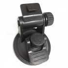 Universal DVR GPS Holder Bracket with Suction Base - Black