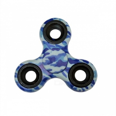 Dayspirit Finger Spinner Toy EDC Hand Spinner for Autism - Blue