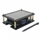 Geekworm Acrylic Case for Raspberry Pi 3.5 inch HDMI Touch Screen