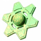 Dayspirit Starry Sky Hex Style Fidget Releasing Hand Spinner - Green