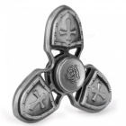 Mr.northjoe Spinner Fidget Toy EDC Hand Spinner for Autism - Silver