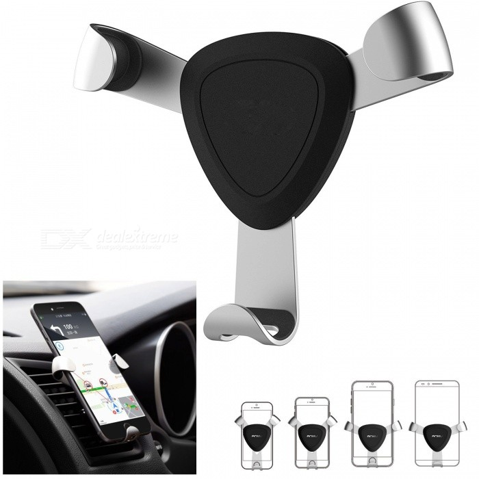 Multi function Mobile Phone Stand Car Stand Bracket - SilverGPS Holders<br>Form  ColorSilverModelNoQuantity1 DX.PCM.Model.AttributeModel.UnitMaterialABSApplicable ProductsIPHONE 5,IPHONE 4,IPHONE 3G,IPHONE 3GSAdjustable Height0Adjustable Width:4-6inchRotation360 DX.PCM.Model.AttributeModel.UnitMax. Load0 DX.PCM.Model.AttributeModel.UnitPacking List1 x Car Phone Mount<br>