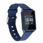 "Ultra-Thin 0.96"" OLED Touch Screen Smart Sports Bracelet, compatible avec Android, Apple IOS System"