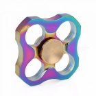Finger Stress Relieving Gyro Rotator Spinner - Multicolored