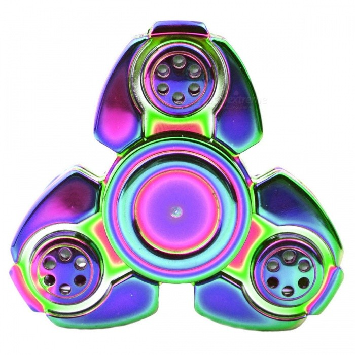 Mr.northjoe Spinner Fidget Toy EDC Hand Spinner - Multicolore