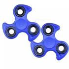 Dayspirit ABS Finger Stress Relief Gyro Rotator Toys - Blue (2 PCS)