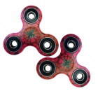 Dayspirit Spiderman Pattern Finger Toy EDC Hand Spinners - Red (2 PCS)