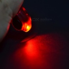 Mini LED Bicycle Brake Light for Safer Cycling - Red