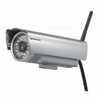 VSTARCAM 720P 1.0MP Waterproof Wireless Network IP Camera (UK Plug)