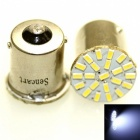 SENCART 1156 BA15S 22-LED Fast Strobe LED Boites de direction de voiture (2 PCS)