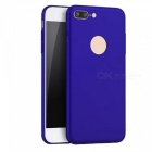 Naxtop PC Hard Protective Back Case for Apple IPHONE 7 Plus - Blue
