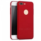 Naxtop PC Hard Protective Back Case for Apple IPHONE 7 Plus - Red