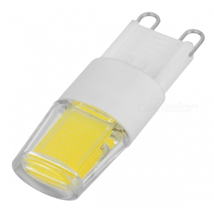 G9 1508COB-1LED 2W 200lm dimmable blanc froid ampoule lampe