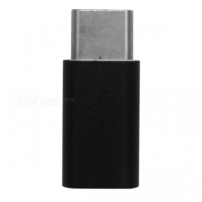 Mini Smile USB 3.1 Typ C till Micro USB Data Sync Laddningsadapter