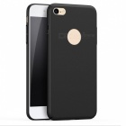 Naxtop PC Hard Protective Back Case for IPHONE 6S Plus, 6 Plus - Black