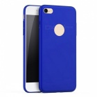 Naxtop PC Hard Protective Back Case for IPHONE 6S Plus, 6 Plus - Blue