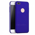 Naxtop PC Hard Protective Back Case for Apple IPHONE 7 - Blue