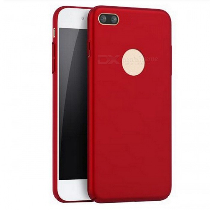 Naxtop PC Hard Protective Back Case for Apple IPHONE 7 - Red