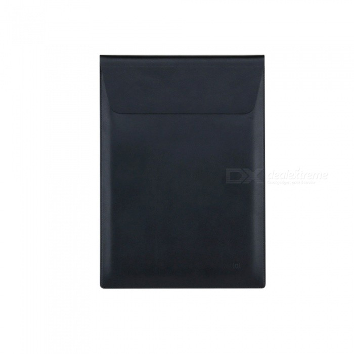 Original Xiaomi Stylish Protective Soft Bag for 12.5 Laptop - BlackNetbook&amp;Laptop Cases<br>Form  ColorBlack (12.5 PU Leather)Quantity1 pieceShade Of ColorBlackMaterialPU LeatherCompatible BrandOthers,Xiaomi 13.3 laptopTypeFull Body CasesStyleBusiness,Casual,Fashion,ContemporaryCompatible Size13.3 inchPacking List1 x Bag<br>
