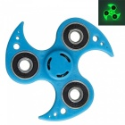 OJADE Luminous Fidget Toy Hand Spinner Finger Toy - Blue