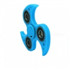 OJADE Luminous Fidget Toy Hand Spinner Finger Toy - Bleu