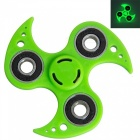 OJADE Luminous Fidget Toy Hand Spinner Finger Toy - Green
