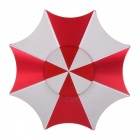 BLCR Umbrella Shape Finger Fidget Toy Hand Spinner for ADHD - Red