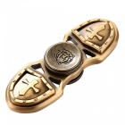 Mr.northjoe Finger Fidget Toy EDC Hand Spinner - Brass