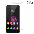 Dazzle Colour Tempered Glass Screen Protector for OUKITEL U20 Plus