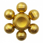 Dayspirit Six Dragon Balls Shape Gyro Fidget Hand Spinner - Golden